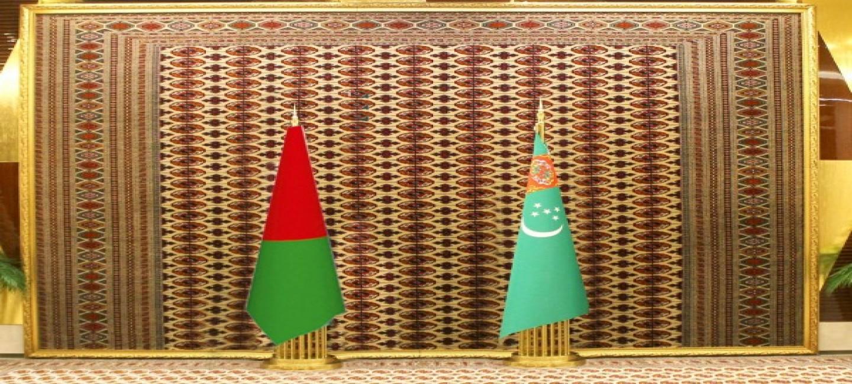 President of Turkmenistan G. Berdimuhamedov met with the President of the Republic of Belarus A. Lukashenko