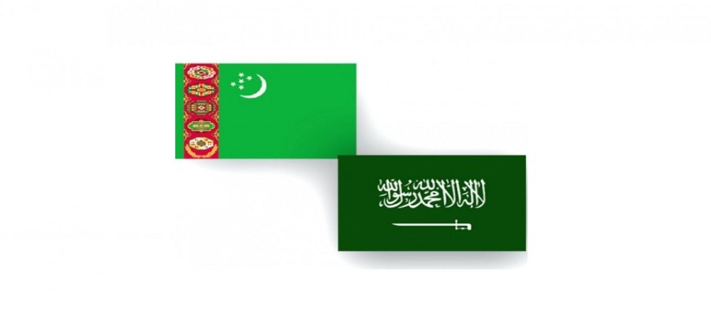 Визит государственного министра Саудовской Аравии в Туркменистан