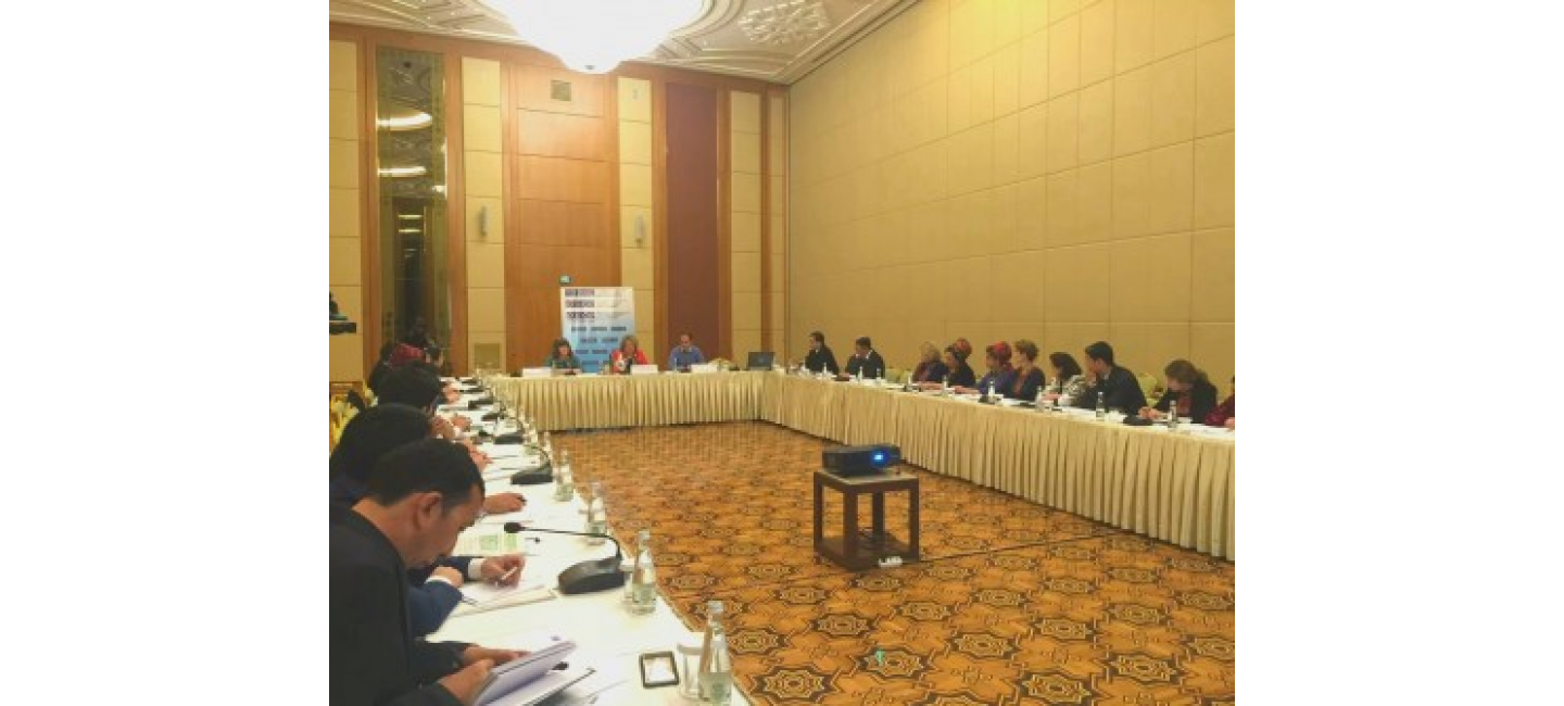 OSCE Seminar on mass media started in Ashgabat